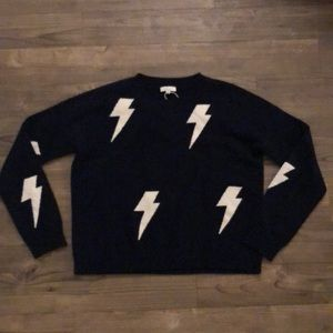 Rails Lightning Bolt Sweater